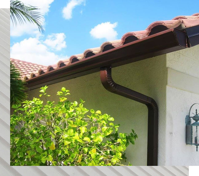 Gutter Installation Services for Lee, Charlotte and Collier Counties | Roof Smart of SWFL