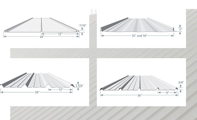Metal Roof Types | Roof Smart Metal Roof Installation and Repair for SWFL