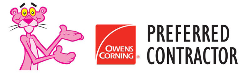 Owens Corning Preferred Contractor Logo | Roof Smart of SWFL