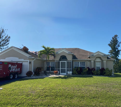 Roof Smart Recent Projects: Cape Coral Metal Roofing | Professional Residential Roofing Services: Roof Smart