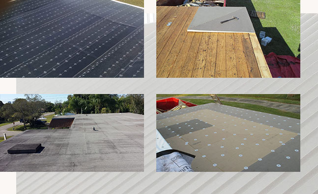 Flat Roof Project Examples   Roof Smart Flat Roof Installation and Repair for Southwest Florida