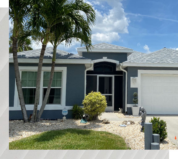 Shingle Roofing Installation & Repair Services for Lee, Charlotte and Collier Counties | Roof Smart of SWFL