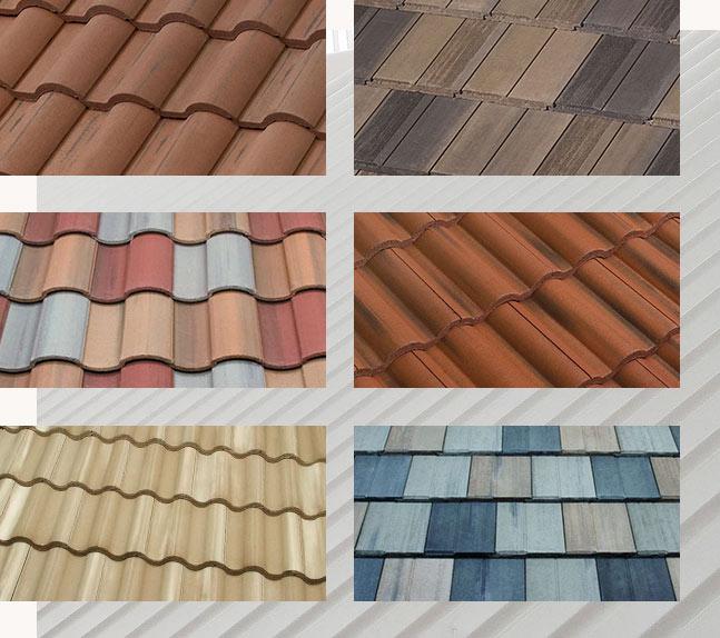 Tile Roof Samples | Tile Roof Installation & Repair for Southwest Florida: Roof Smart